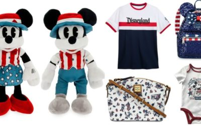 Wave Hello to Summer with shopDisney's Americana Collection