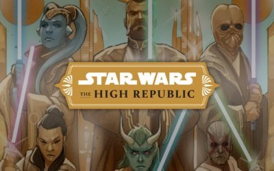 """Lucasfilm Confirms Launch of """"Star Wars: The High Republic"""" Pushed Back to January 2021"""