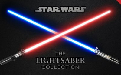 """Star Wars: The Lightsaber Collection"" Official Guide Book Coming Soon"