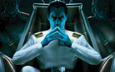 """""""Star Wars: Thrawn Ascendancy - Chaos Rising"""" Novel Moved Up One Month to September Release"""