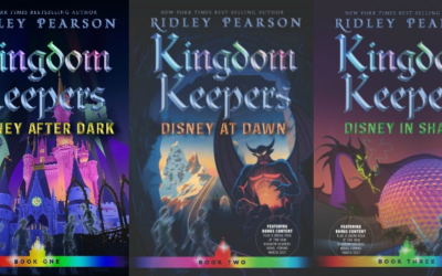 The Kingdom Keepers Rebirth: Author Ridley Pearson on Updating His Adventure Novels