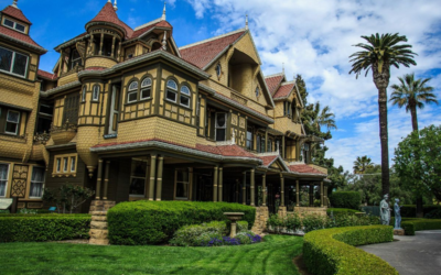 """The Winchester Mystery House Reopens on Friday, May 15th with """"The Winchester Estate Self-Guided Garden Tour"""""""