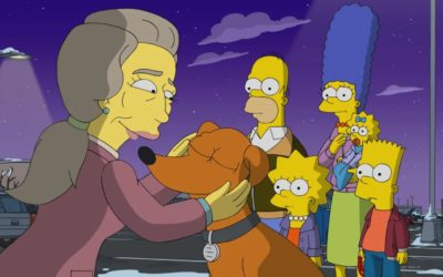 "TV Recap: ""The Simpsons"" Season 31, Episode 22 - ""The Way of the Dog"""