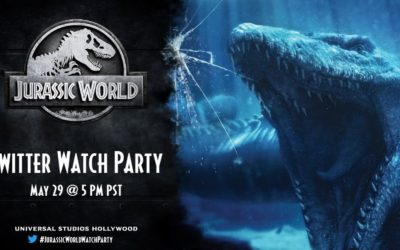 "Universal Studios Hollywood Announces ""Jurassic World"" Watch Party and Shares Recipes From Isla Nu-Bar"