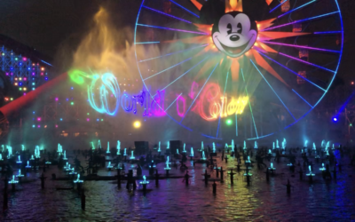 10 Years of World of Color: A Nerd Rant