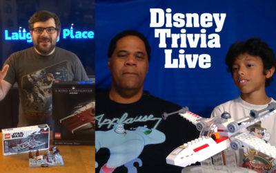 Who's the Bossk? - Episode 17: Disney Trivia Live! with Guests Doobie and Gideon Moseley
