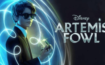 Artemis Fowl's Two-Decades Journey from Book to Movie