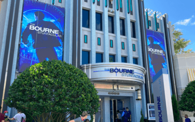 Attraction Review - The Bourne Stuntacular at Universal Studios Florida