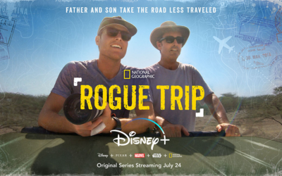 "Bob and Mack Roodruff Embark on a Journey Around the Globe in New Disney+ Original Series ""Rogue Trip"""