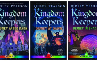 Book Series Overview- Kingdom Keepers I-III