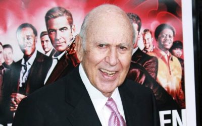 Comic Actor, Writer and Director Carl Reiner Passes Away at 98