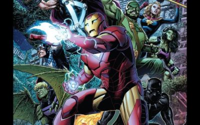 "Comic Review - ""Empyre: Avengers #0"""