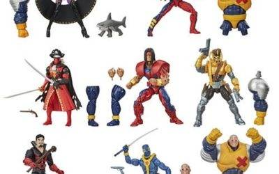 New Deadpool Marvel Legends Series Available for Pre-Order on Entertainment Earth