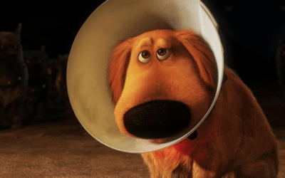 "Top 10 Disney Dogs: #7, Dug from ""Up"""