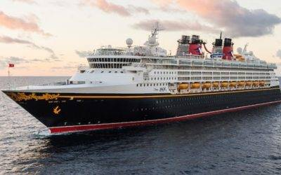 Disney Cruise Line Cancels Sailings on Disney Magic Through October 2nd