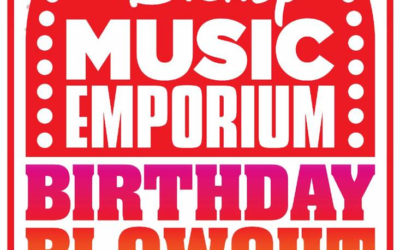 Disney Music Emporium Celebrates Birthday with 30% Off Sale on June 24th and New Vinyl Releases