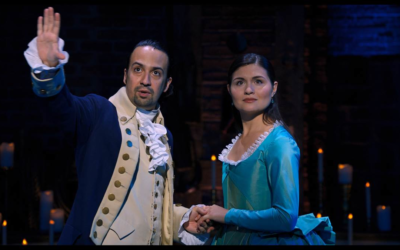 Laughing Place Podcast Hamilton Disney Plus