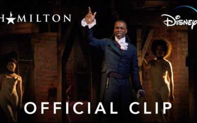 "Get Inside ""The Room Where It Happens"" In A New Clip From ""Hamilton"" on Disney+"