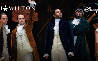 "Disney Releases a Second Trailer for ""Hamilton"""
