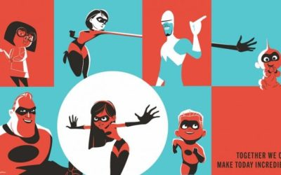 Disney's New Safety Campaign Takes on Incredibles Theme
