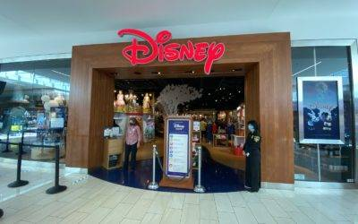 Take a Look Inside One of the First Reopened Disney Store Locations