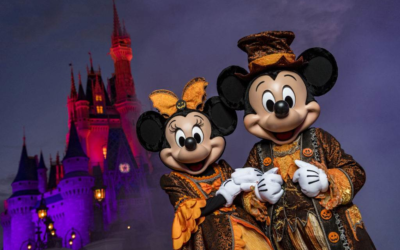 Disney World Cancels Mickey's Not-So-Scary Halloween Parties in 2020