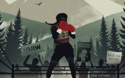 "Documentary Review - ESPN Films' ""Blackfeet Boxing: Not Invisible"""