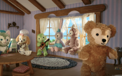 Duffy and Friends Star in New Disney Parks YouTube Video