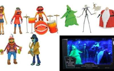 """The Electric Mayhem and """"The Nightmare Before Christmas"""" SDCC Exclusives Available Now for Pre-Order"""