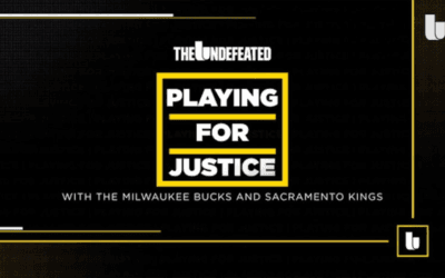 """ESPN's """"Playing for Justice"""" Premieres June 8th During an Evening of Programs on Justice, Equality, and Responsibility"""