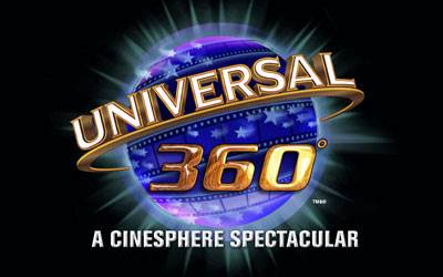 Extinct Attractions - Dynamite Nights Stunt Spectacular and Universal 360: A Cinesphere Spectacular