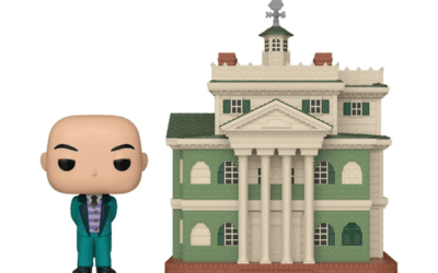 Funko Releasing a Haunted Mansion Pop! Town Figure with Butler this Fall, Now Available for Pre-Order