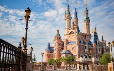 Guests with General Admission Tickets for Shanghai Disneyland Can Begin Making Reservations