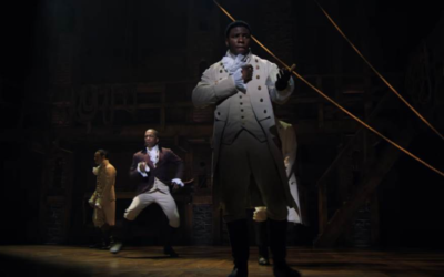 "Disney Shares Clip of ""Hamilton"" Opening Number Ahead of July 3 Disney+ Premiere"