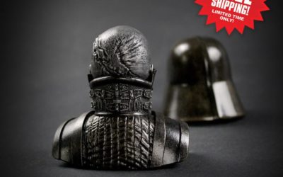 """I Am Your Father's Day"" - New Star Wars Deluxe Darth Vader Magnet Set Revealed by Regal Robot"