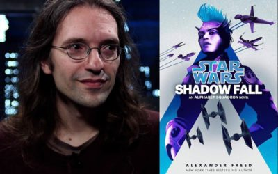 "Interview - ""Star Wars: Shadow Fall - An Alphabet Squadron Novel"" Author Alexander Freed"