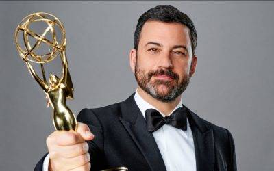 "Jimmy Kimmel Returns as Host for ""72nd Emmy Awards"" on ABC"