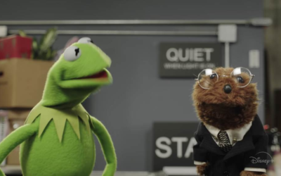 "Mayhem Ensues in Disney+ Trailer for ""Muppets Now"""