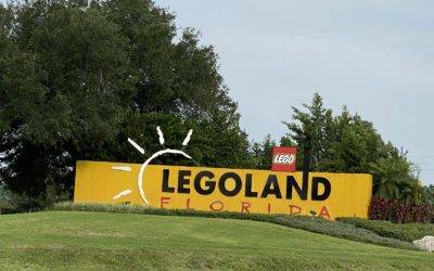 Inside LEGOLAND Florida on the First Day After Reopening