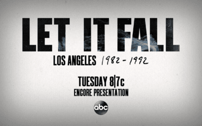 "ABC Will Rebroadcast ""Let It Fall Los Angeles 1982-1992"" With a Special Introduction by John Legend"