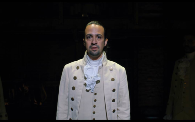 "Lin-Manuel Miranda Announces New Disney Animated Project While Promoting ""Hamilton"" for Disney+"