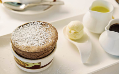 Make Palo-Style Chocolate Souffles at Home With Recipe from Disney Cruise Line