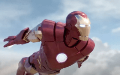 "Marvel Shares Behind-The-Scenes Look at ""Iron Man VR"""