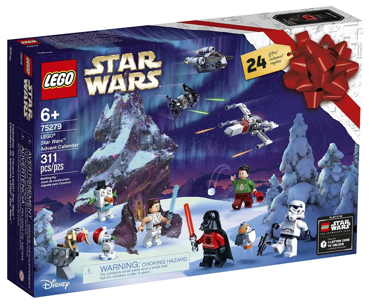 More New LEGO Star Wars Sets Announced in Celebration of Upcoming