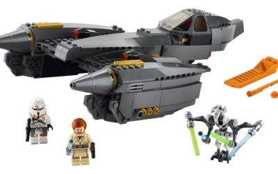 "More New LEGO Star Wars Sets Announced in Celebration of Upcoming ""Skywalker Saga"" Video Game"