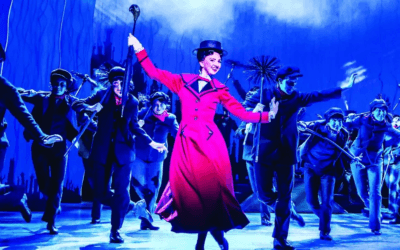 "Musical Theater Performances In UK, Including ""Mary Poppins"" Delayed Until 2021"