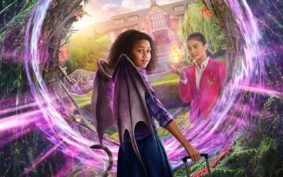 "New Trailer Released for Disney Channel Original Movie ""Upside-Down Magic"" Premiering July 31st"