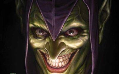 "Norman Osborn Returns as the Green Goblin in ""Amazing Spider-Man #850"" this September"