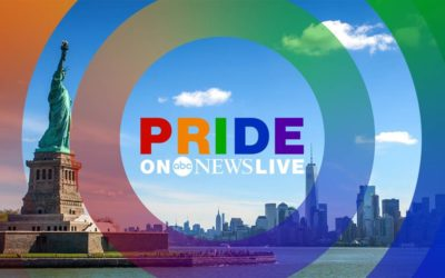 "Three New ""PRIDE on ABC News Live"" Specials to Stream on June 28"