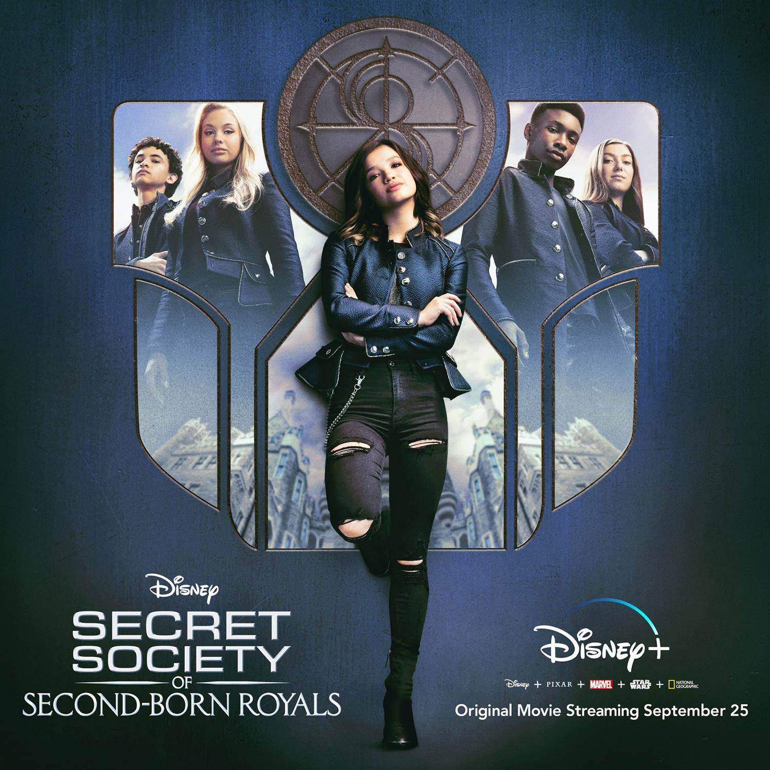 "Disney+ Pushes Release Date for ""Secret Society of Second-Born Royals"" to  September 25"